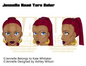 jennelle head turn color WM
